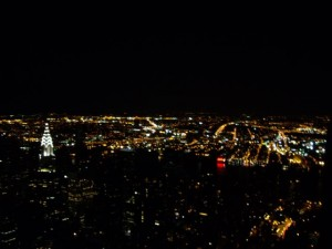 view 1 from empire state building