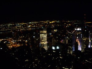 view 5 from empire state building
